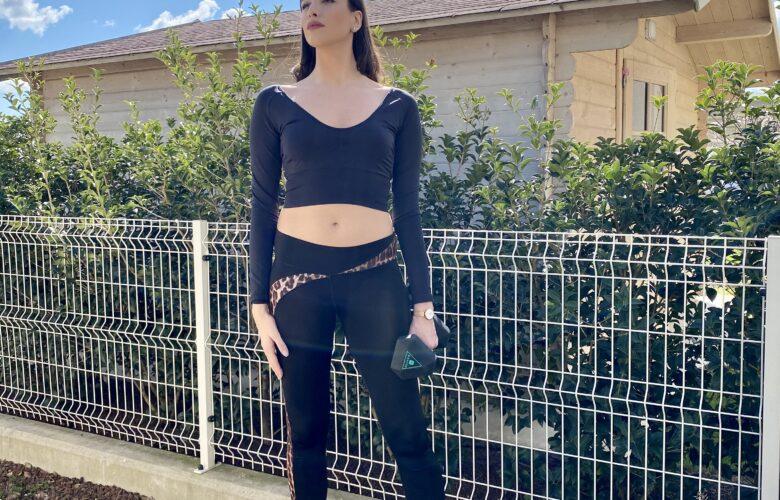 abbigliamento sportivo ragazza tall