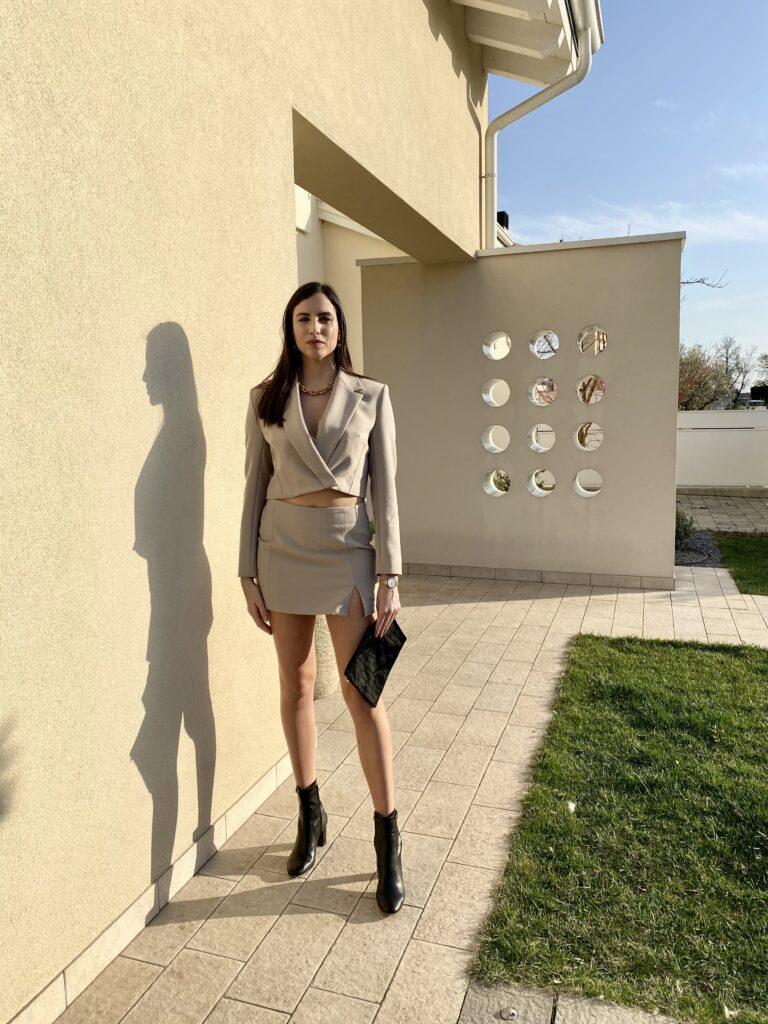 milano fashion week tall look